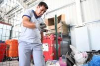 ELEKTRONİK EŞYA - Konyaaltı Belediyesi  E-Atıkları Geri Dönüştürüyor