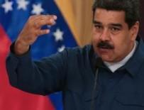 YÜKSEK MAHKEME - Maduro'ya suikast girişimi: 2 üst düzey asker gözaltında