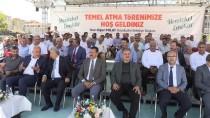 CEMAL GÜRSEL - Malatya'da Kuyuönü HES'in Temeli Atıldı