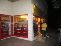 MARKET - Maltepe'de Silahlı Maskeli Market Soygunu
