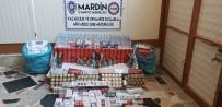 ALKOLLÜ İÇKİ - Mardin'de Kaçakçılık Operasyonu