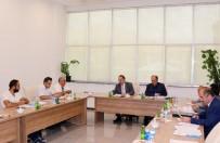 MEHMET YAŞAR - Mavikent A.Ş Olağan Genel Kurul Toplantısı Yapıldı