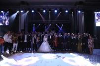 RECEP KıVRAK - Mustafa Akbaş, Dünya Evine Girdi