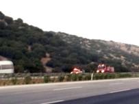 SOĞUKPıNAR - Nurdağı'nda 10 Orman Kül Oldu