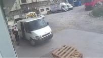 HIRSIZLIK ÇETESİ - (Özel) İstanbul'da Organize Hırsızlık Çetesi Çorap Fabrikasını Soydu