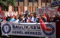 SOSYAL HİZMET - Sağlık-Sen Açıklaması 'Kazanan Yeni Türkiye, Kaybeden Emperyalizm Olacak'