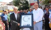 SERGİ AÇILIŞI - Şehit Polis Fethi Sekin'in Babası Görele'de Kermes Açılışına Katıldı