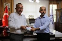 KUTSİ - Siirt'te İlk Kurban Bağışı Vali Atik'ten