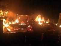 ŞİLİ - Şili'de Huzurevi Yangını Açıklaması 10 Ölü