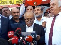 SERVİS ARACI - STK Üyelerinden 'Döviz Bozdurma' Eylemi