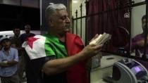 FIRAT KALKANI - Suriyelilerden Türk Lirasına Destek