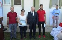 BÜYÜKBAŞ HAYVAN - Tekirdağ'da 150 Kişi Genç Çiftçi Projesi'nden Faydalandı