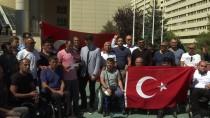 FİZİK TEDAVİ - Terörle Mücadele Gazilerinden Duygulandıran Destek
