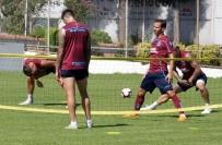 BURAK YıLMAZ - Trabzonspor, Sivasspor Hazırlıklarını Sürdürüyor
