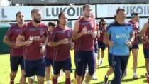 BURAK YıLMAZ - Trabzonspor, Sivasspor Maçı Hazırlıklarını Sürdürdü