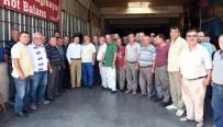 GÖNÜL KÖPRÜSÜ - Tütüncü 'Sanayi Sitelerinin Değerini Artırdık'