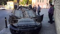 HAYDARPAŞA - Üsküdar'da Trafik Kazası Açıklaması 2 Yaralı