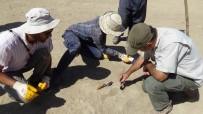 KÜLTÜR VE TURIZM BAKANLıĞı - Van'da 2700 Yıllık Urartulu Kadının Ayak İzine Rastlandı