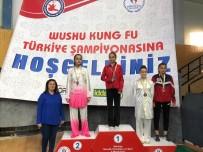 KUNG FU - Wushu'da Madalyalar Geldi