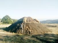 MANGAL KÖMÜRÜ - Yaylalarda Mangal Kömürü Üretimi