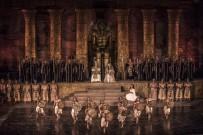 ANKARA DEVLET OPERA VE BALESİ - 25. Uluslararası Aspendos Opera Ve Bale Festivali Başlıyor