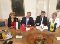 İMZA TÖRENİ - Adana Ve Debrecen Kardeş Şehir Oldu