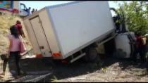 HASANCıK - Adıyaman'da Trafik Kazası Açıklaması 4 Yaralı