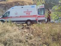 Ağrı'da Kaza Açıklaması 6 Yaralı
