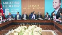 ANKARA SPOR SALONU - 'AK Parti, Türkiye'ye Hizmet Etmeye Ahdetmiş Bir Parti'
