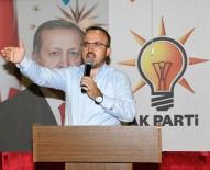AK Partili Turan Açıklaması  'Türkiye Batarsa Okyanuslar Karışır'