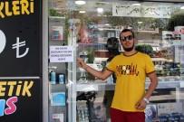 ŞEKERHANE MAHALLESİ - Alanya'da 300 Dolar Bozdurana Güneş Gözlüğü Bedava