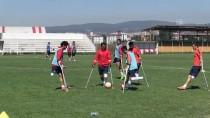 AVRUPA ŞAMPİYONU - Ampute Millilerde Hedef Dünya Kupası