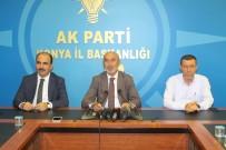 GENÇLİK KOLLARI - Angı Açıklaması 'Türkiye'yi Lider Ülke Yapma Hedefine Kararlılıkla Yürüyeceğiz'