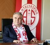 LEFTER KÜÇÜKANDONYADİS - Antalyaspor Başkanı Bulut'tan Taraftara Çağrı