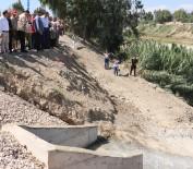 ASI NEHRI - Asi Nehri'ne İlk Temiz Su Verildi