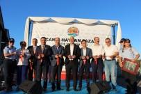 HAYVANCILIK - Atakum Belediyesi Canlı Hayvan Pazarı Satış Ve Kesim Yeri Açıldı