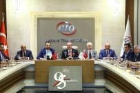 ANKARA TİCARET ODASI - ATO Başkanı Baran Açıklaması 'Zaman Tereddüt Etme Veya Tedirgin Olma Zamanı Değil'