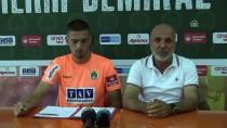 CENGIZ AYDOĞAN - Aytemiz Alanyaspor'da Transfer