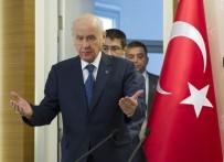 TAHAMMÜL - Bahçeli Açıklaması 'Türkiye, Döviz Üzerinden Kundaklanmak İstenmektedir'