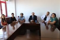 BÜLENT ECEVİT ÜNİVERSİTESİ - Başına Demir Çubuk Saplanan Çocuk 6 Saat Süren Operasyonla Kurtarıldı