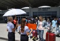 ERKEN REZERVASYON - Bayramda Otellerde Konaklayan Yerli Turist Sayısında Hedef 500 Bin