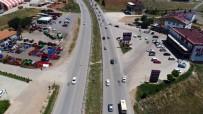 GÜNEY DOĞU - Bayramda Trafik Denetimi 'Drone' İle Yapılacak