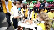 FRANSA - Belçika'da 10 Bin Yumurtalı Dev Omlet
