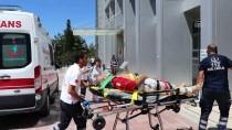 Burdur'da Minibüs Devrildi Açıklaması 8 Yaralı