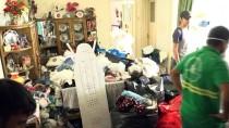 Bursa'da Yaşlı Kadının Evinden 10 Kamyon Çöp Çıktı