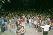 GÜLLÜBAHÇE - Büyükşehir Belediyesi'nden Didim'de Halk Konseri