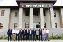 GÜMÜŞHANE ÜNIVERSITESI - Cumhurbaşkanı Tarafından Atanan Rektörlerden Birlik Çağrısı
