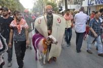 DAVUL ZURNA - Denizli'de Koçlar, İspanya Boğa Güreşlerinin Alternatifi Oluyor