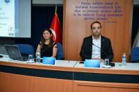 MECLİS ÜYESİ - DTO'da Mesleki Yeterlilik Belgesi Zorunluluğu Toplantısı Yapıldı
