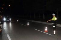 Ehliyetsiz, Kasksız Motosiklet Ve Elektrikli Bisiklet Sürücülerine Ceza Yağdı